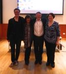 Robin McAlpine; Amanda Burgaur; Ivan McKee; Dr Philippa Whitford; Lanark; YES
