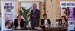 Gary Parker; John Baillie; Ben Brotherston; Dr Philippa Whitford