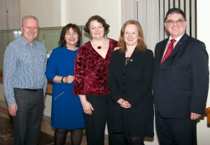 Alex Neil, Jeane Freeman, Dr Philippa Whitford, Joan McAlpine and Chic Brodie