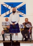 2015 Troon Burns Supper - Gavin, Boyd and Chris