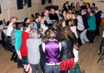 2015 Troon Burns Supper - End of evening; Auld Lang Syne