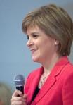 Nicola Sturgeon First Minister Castlepark SNP Fundraiser