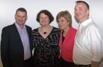 John Wallace, Dr Philippa Whitford, Nicola Sturgeon, Mike Peddie