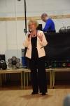 Margaret Burgess MSP at Castlepark SNP Fundraiser