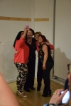selfie Dr Philippa Whitford Nicola Sturgeon