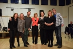 Kyle Villages, Nicola Sturgeon, Philippa Whitford