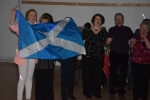 Castlepark SNP Fundraiser Philippa Whitford