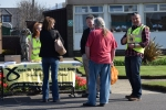 SNP Street Stall for Philippa Whitford's Drop-in Café