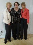 Margaret Burgess MSP, Dr Philippa Whitford, Nicola Sturgeon FM, Castlepark SNP Fundraiser