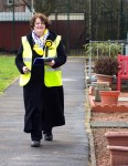 dr Philippa Whitford, Irvine, SNP, Canvassing