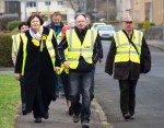 Dr Philippa Whitford, Canvassing, SNP, Irvine