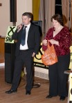 Raffle draw at Dr Philippa Whitford's SNP Candidate Adoption night