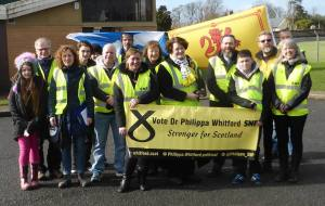 Tarbolton SNP Canvassing 2015-03-08