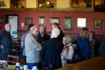 Dr Philippa Whitford's Drop-in café in the Old Castle Inn in Dundonald