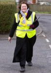 Philippa canvassing in Dundonald-02