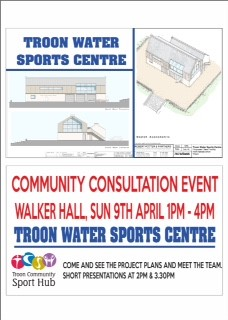 Troon Water Sports Centre