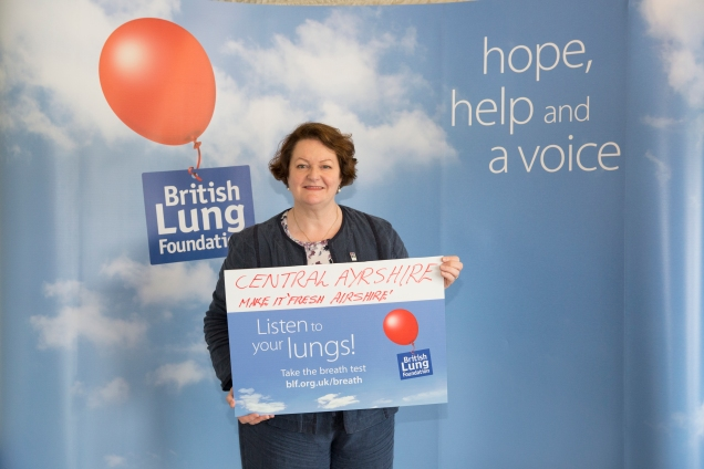 British Lung Foundation Parliamentary Reception
