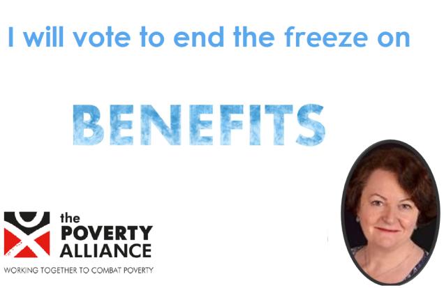 End Benefits freeze
